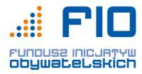 Logotyp Funduszu Inicjatyw Obywatelskich